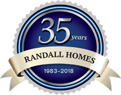 Celebrating 35 years - 1983 to 2018 - Randall Homes - Home Builder - Winnipeg - Manitoba