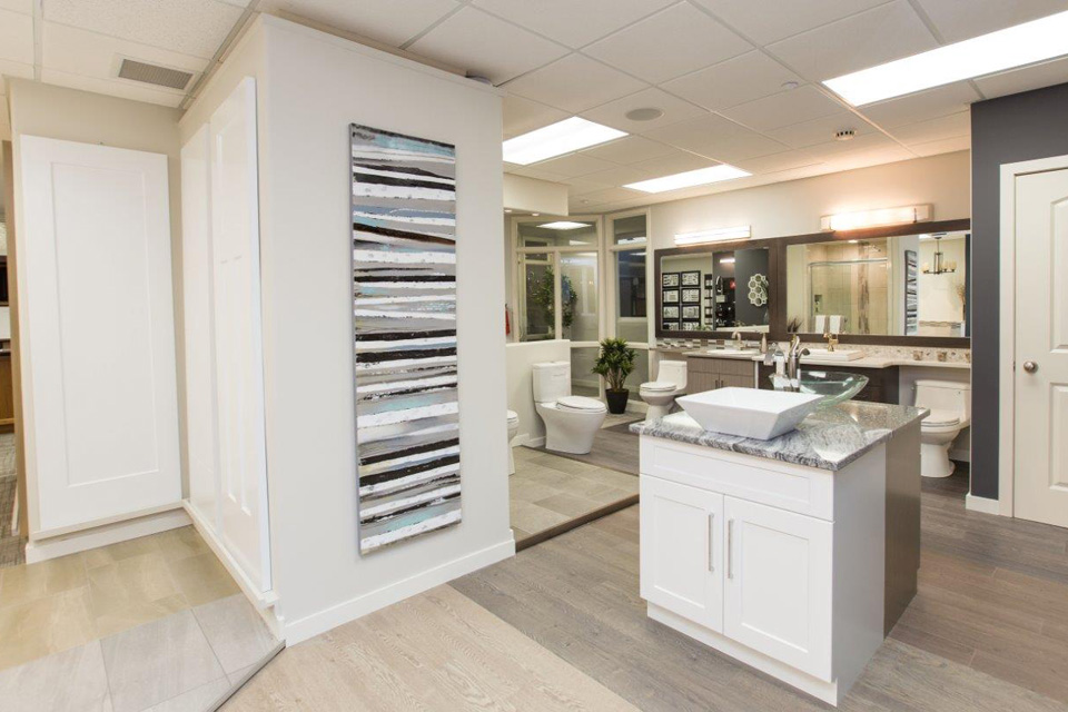 home design center. The Design Studio  Bathroom Options Randall Homes Home Builders Winnipeg Manitoba Custom