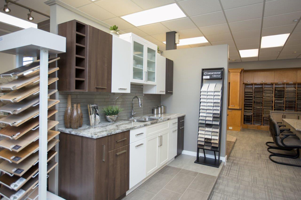 ... The Design Studio   Kitchen Options | Randall Homes   Home Builders    Winnipeg   Manitoba