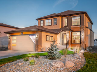 Danville B-18 | Randall Homes - Home Builders - Winnipeg - Manitoba