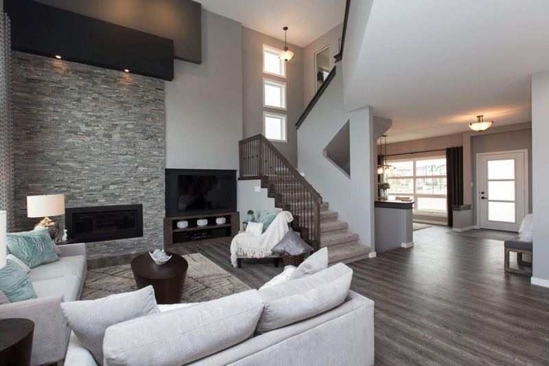 The Eldwood II | Randall Homes - Custom Homes - Winnipeg - Manitoba