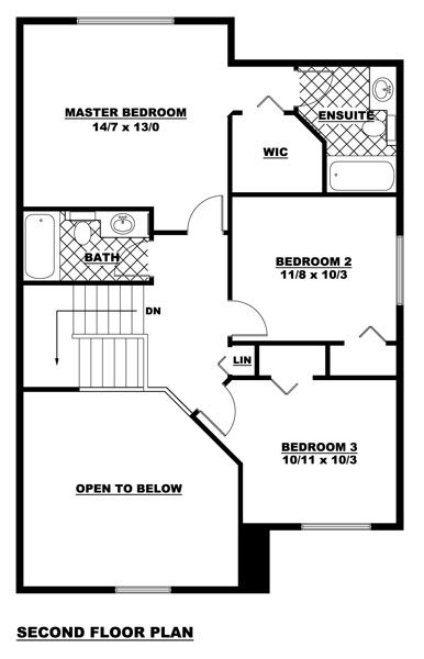 The fairhill ii universal design randall homes home Universal house plans