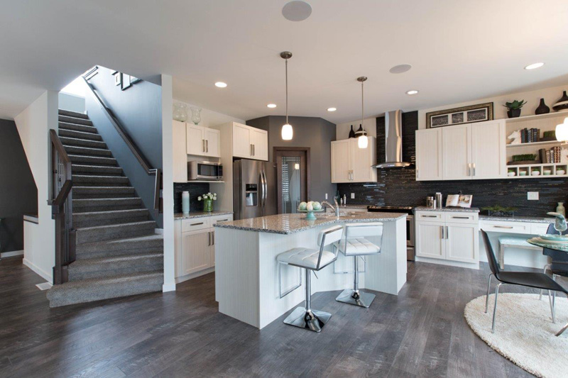 The Pineridge | Randall Homes - Custom Homes - Winnipeg - Manitoba
