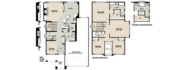 The strathmore universal design randall homes custom for Universal design floor plans