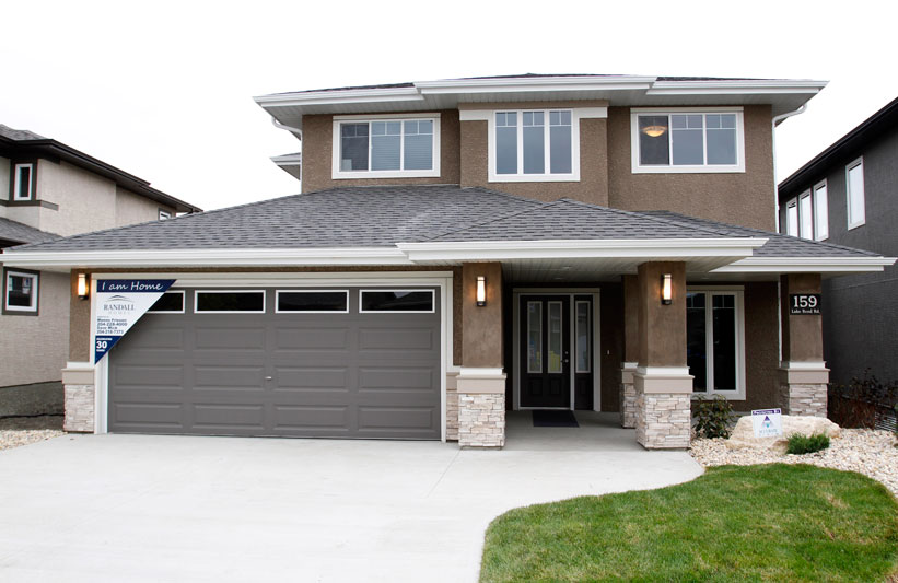 The Strathmore Universal Design | Randall Homes - Custom Homes ...