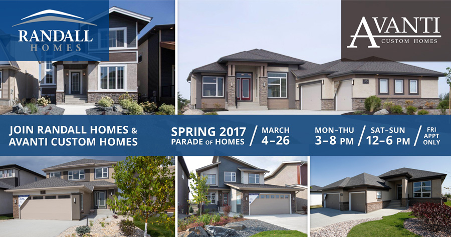 Spring has sprung! Get ready for 2017's Spring Parade of Homes!